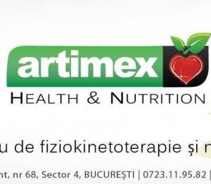 Artimex Health & Nutrition – Centru de fiziokinetoterapie si nutritie – Bucuresti