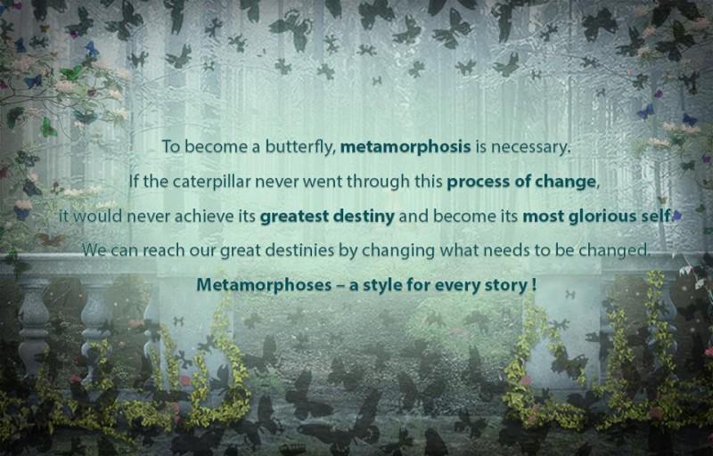 Metamorphoses: cursuri de dezvoltare personala si consiliere vestimentara | Bucuresti