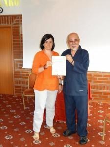 Neamtu Raluca – Maestru instructor (Shihan) Komyo Reiki – Bucuresti