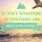 """Eveniment gratuit: Prezentarea programului """"Autovindecare si autocunoastere"""" - 17 septembrie 2015, Bucuresti"""
