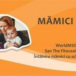 Eveniment Ziua Mondială a Sclerozei Multiple: Mamici cu SM - Bucuresti, 31 mai 2017