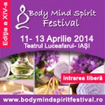 Body Mind Spirit Festival, Iasi