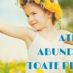 Eveniment gratuit: Atragerea abundentei pe toate planurile - 15 iulie 2015, Bucuresti