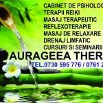Centrul Aurageea Therapy – Psihologie | Kinetoterapie | Terapii complementare – Bucuresti