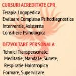 Cursuri autorizate ANC | Dezvoltare profesionala si personala - Bucuresti, 2016-2017