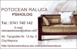 Cabinet Individual de Psihologie Raluca Potocean – Cluj-Napoca