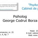 PsyAccess Cabinet Individual de Psihologie – Psihologia transporturilor – Brasov