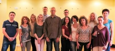 Curs Reiki incepatori cu Bogdan Levitchi