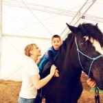 Weisz Erika Cristina – Hipoterapie (terapie asistata de cai) – Timisoara