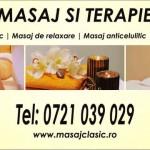 Cabinet de masaj – Masaj terapeutic | Reflexoterapie | Electroterapie – Otopeni