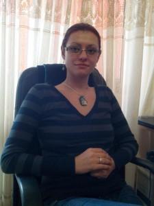 Claudia Radu – Psihoterapeut integrativ / Coordonator si terapeut ABA – Constanta