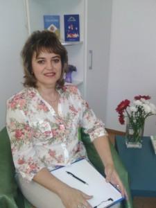 Ciocea Olimpia – Consiliere psihologica / Dezvoltare personala / Psihoterapie adleriana – Bucuresti