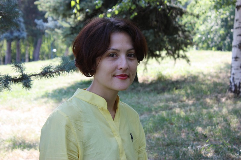 Smaranda Irina - Instructor si terapeut masaj traditional Thai - Bucuresti