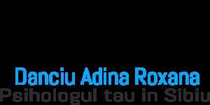 Danciu Adina – Psiholog clinician / Psihoterapeut – Sibiu