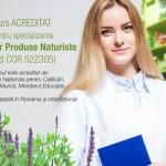 Curs de formare: Vanzator produse naturiste - Bucuresti, din 5 noiembrie 2017
