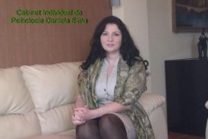 Sima Daniela – Consiliere psihologica / Psihoterapie – Bucuresti