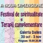 Târgul de Spiritualitate şi Terapii Complementare