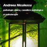 Andreea Niculescu – Cabinet Individual de Psihologie