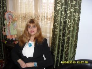 Viorica Petrache – Psiholog clinician / Psihoterapeut – Bucuresti