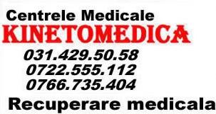 Centrele medicale Kinetomedica – Bucuresti