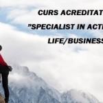 Curs pentru specialist in activitatea de coaching – Bucuresti, august-octombrie 2016