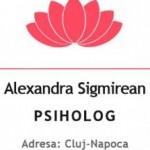 Sigmirean Alexandra – Psihologie / Consiliere psihologica cognitiv-comportamentala – Cluj-Napoca