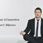 Seminar gratuit: Reducerea stresului prin meditatie - Bucuresti, 22 septembrie 2017