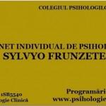 Frunzete Sylvyo – Psiholog clinician – Sibiu