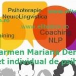 Demi Carmen M. – Psihoterapie neuro-lingvistica NLPt | Psihologie | Coaching NLP | Mediere – Bucuresti