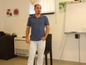 Grigorescu Ionut – NLP & Ultramind Trainer – Bucuresti
