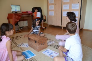 Claudia Vlaicu – Psiholog educational – Otopeni