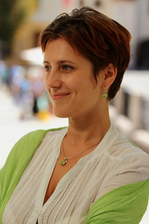 trainer NLP Maria Cotoi